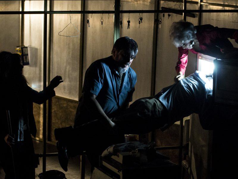 Artaud: todos los viernes a las 21 hs. en el Teatro Beckett (Guardia Vieja 3556-CABA)